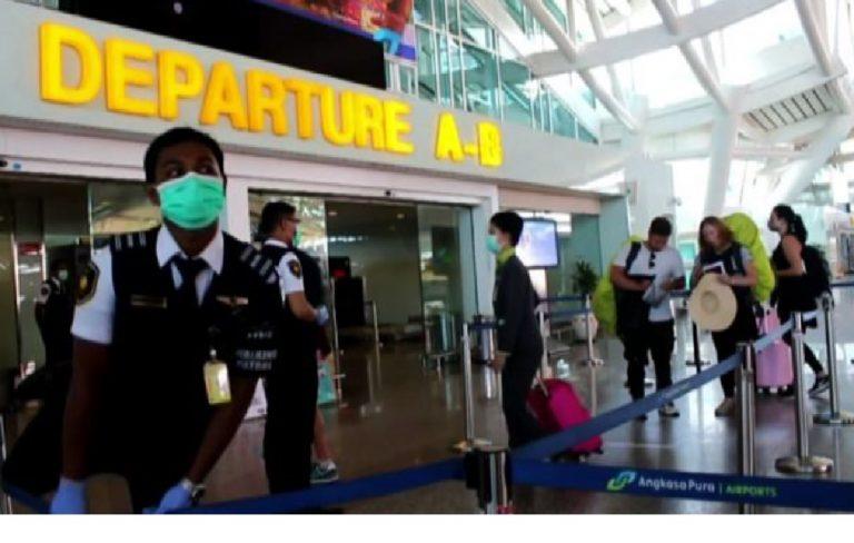 Coronavirus turisti europei evacuati da Bali
