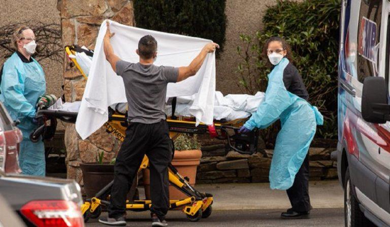 Coronavirus, negli Usa ci sono più morti che l'11 settembre