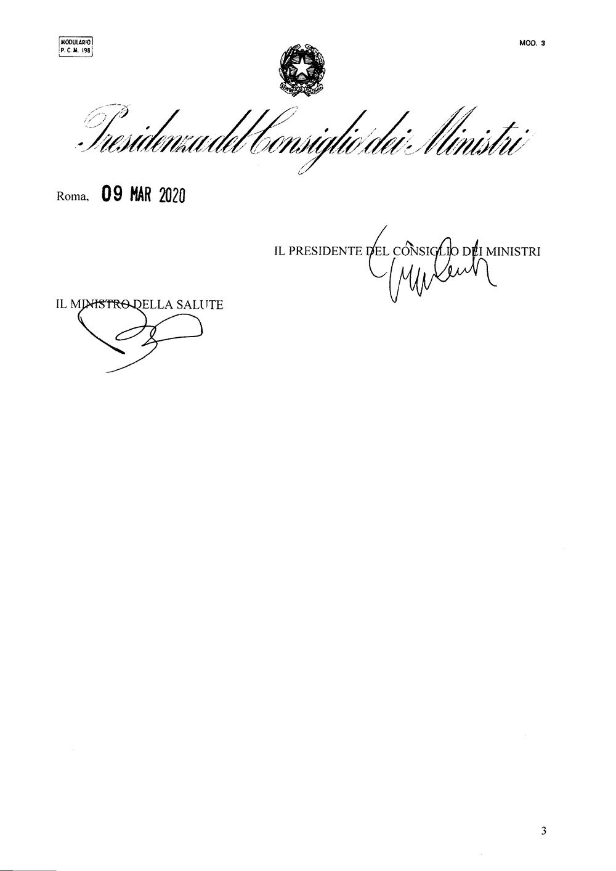 decreto pagina tre 1
