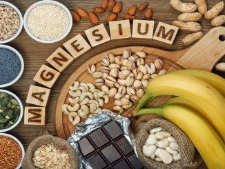 Dieta del magnesio.
