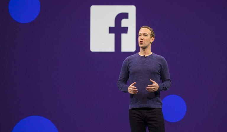 Coronavirus: Facebook dona 100 milioni di dollari