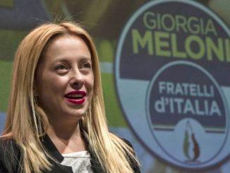 L'appello di Giorgia Meloni ai turisti