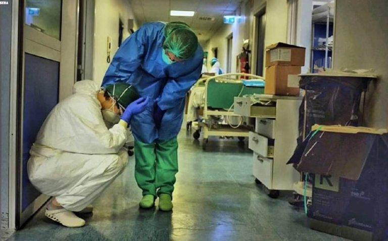 coronavirus infermiera suicida monza