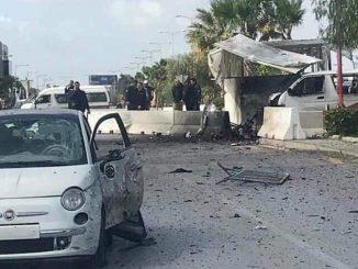 attentato nelle vicinanze dell'ambasciata Usa a Tunisi