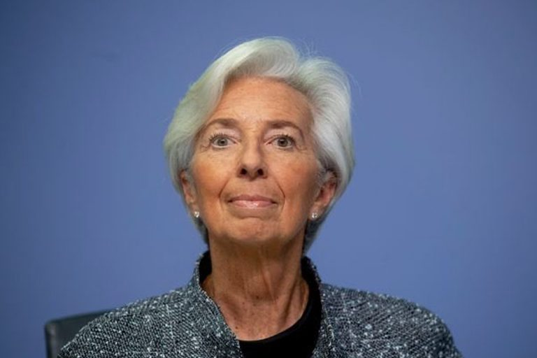 Lagarde discorso Italia