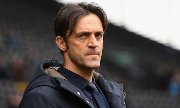 Il tecnico del Pescara