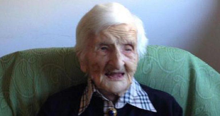 Morta Valesca Tanganelli, la donna più anziana d'Italia: aveva 112 anni