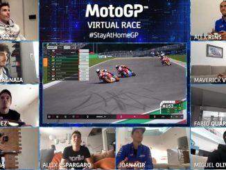 MotoGp virtuale