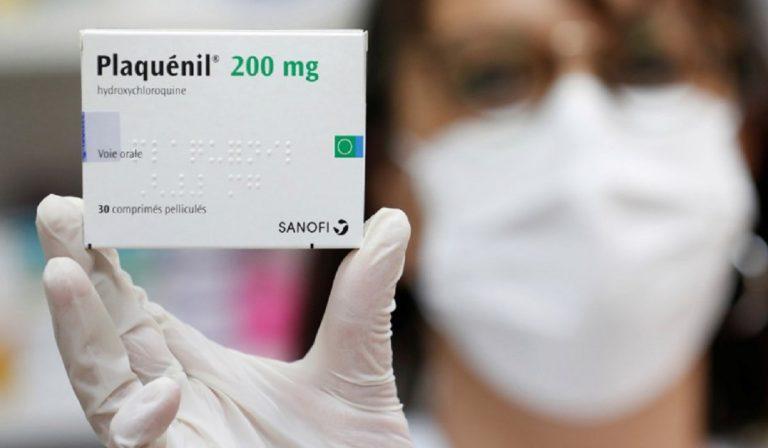 Francia: Coronavirus in cura col Plaquenil