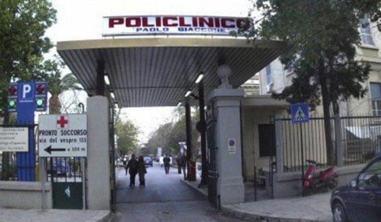Furto in ospedale a Palermo