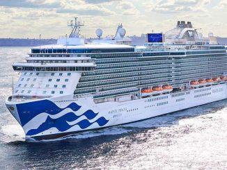 La Princess Cruises