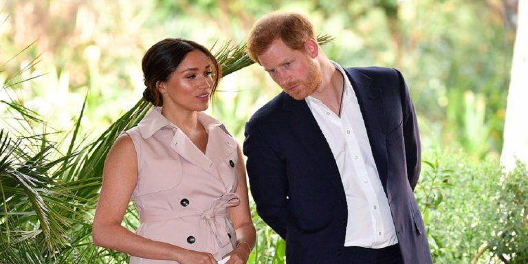 Il Principe Harry senza Meghan a Londra