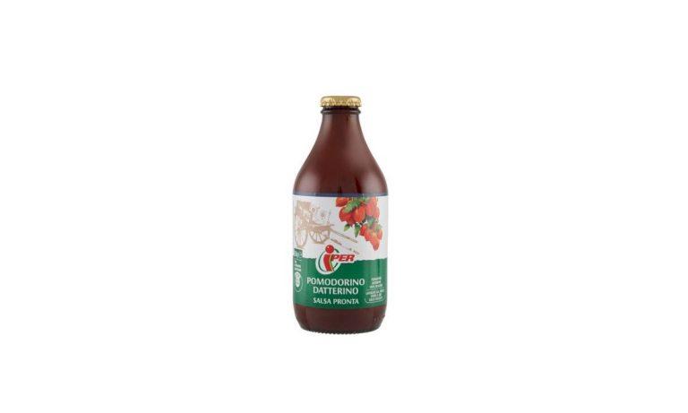 salsa pomodoro datterino ritirata dal mercato