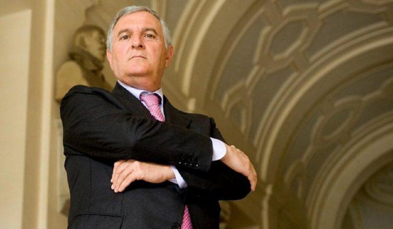Vincenzo D'Anna, presidente dei biologi, dimesso