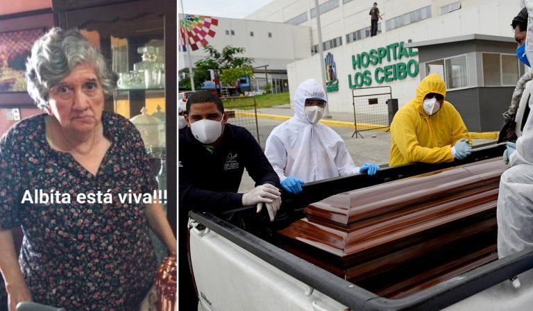 Coronavirus: scambio d'identità in ospedale