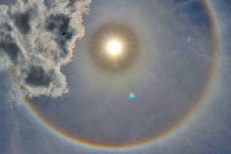 Alone intorno al sole: cos'è e come si forma
