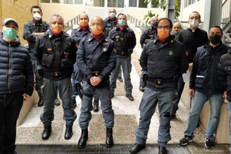 bari poliziotti buoni pasto