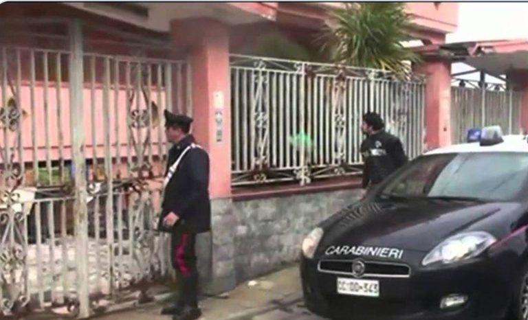 carabiniere detenuto