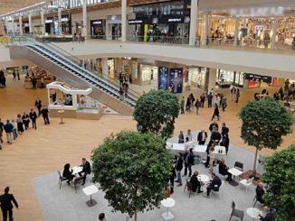 Affitto gratis nel centro commerciale durante il Covid