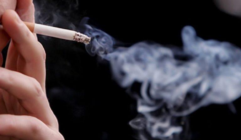 coroanvirus fumo sigaretta