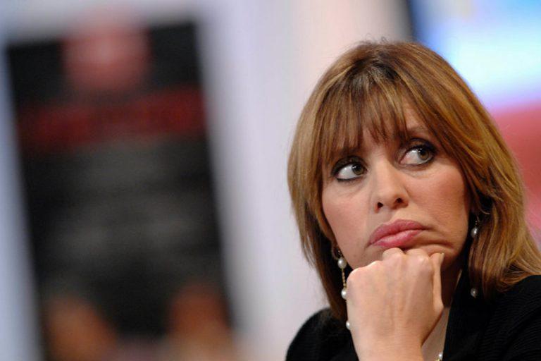 Coronavirus Alessandra Mussolini