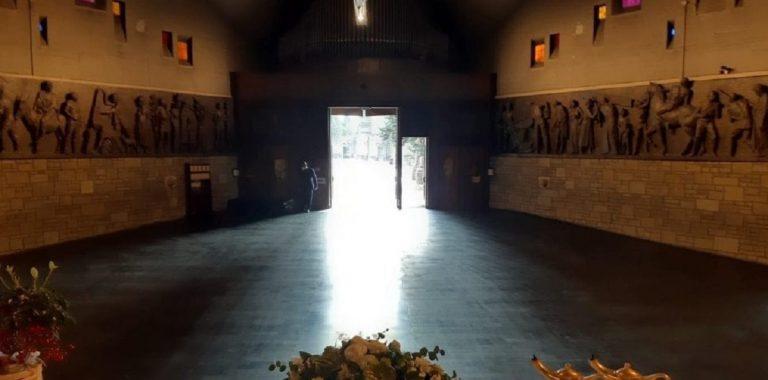 coronavirus chiesa cimitero Bergamo