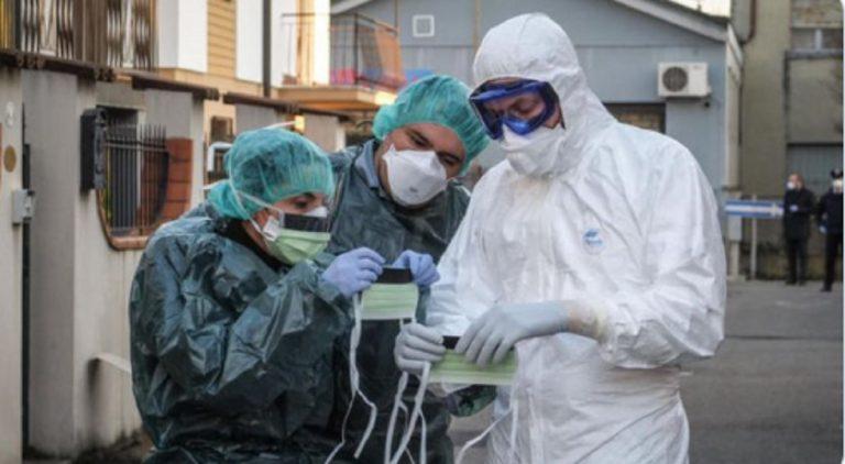 coronavirus contagi Centro-Sud