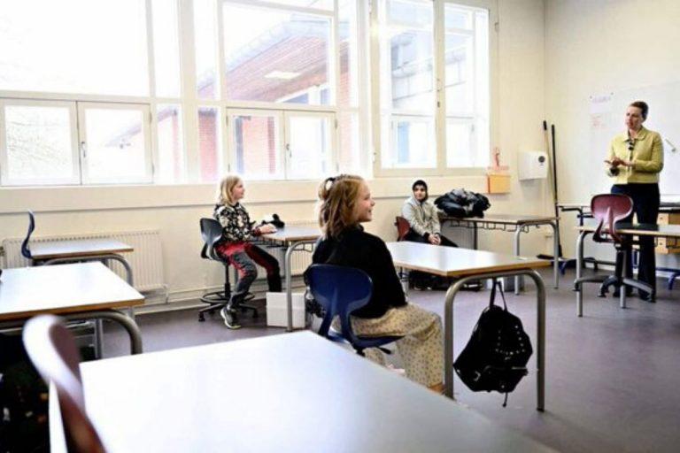 coronavirus francia scuola