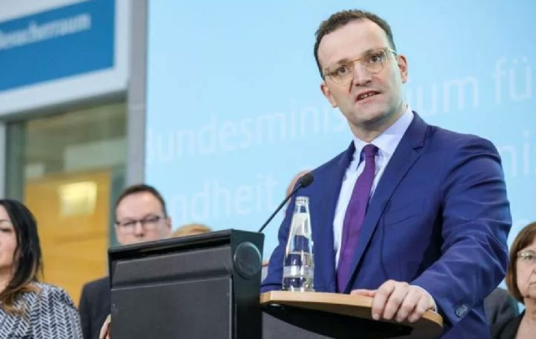 Coronavirus Germania ministro Spahn