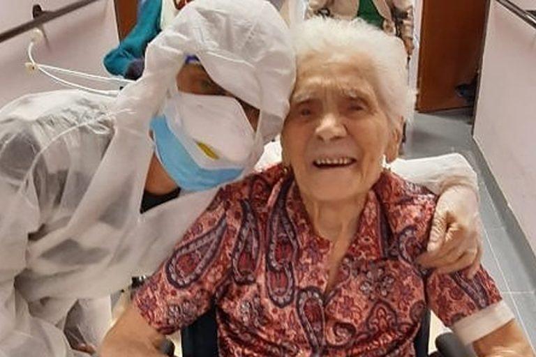 coronavirus guarita nonna 104 anni