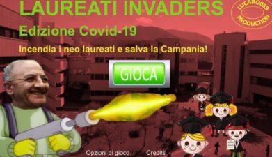 Coronavirus laureati invaders