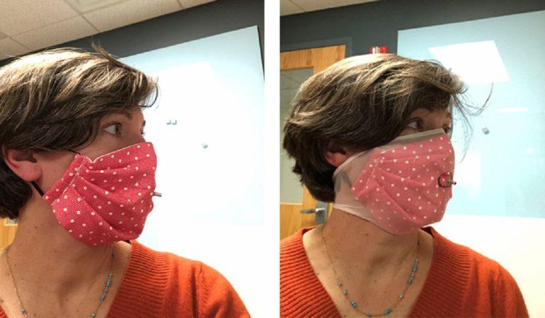 Coronavirus, mascherina con strato di nylon è più efficace