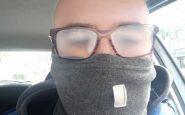 coronavirus mascherine occhiali appannati