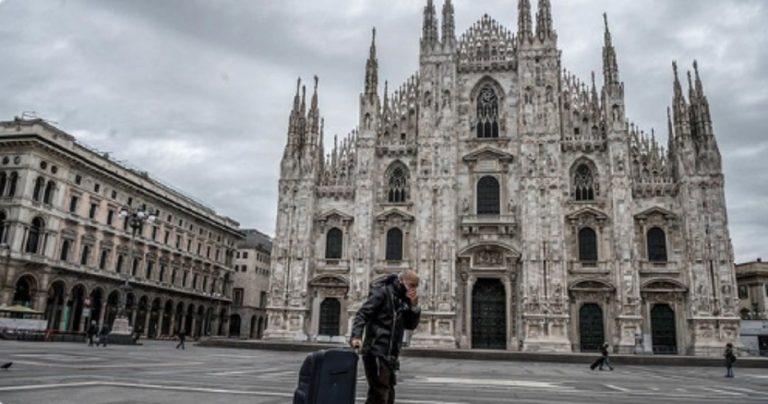 coronavirus Milano