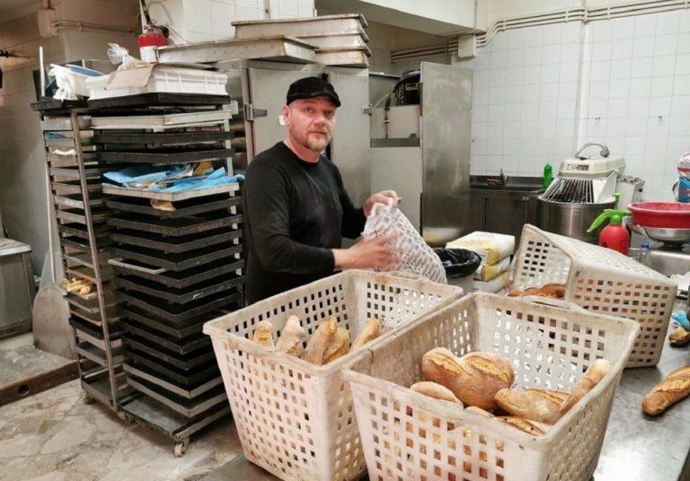 Coronavirus, panettiere multato perché dava il pane ai poveri