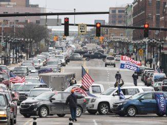 Coronavirus, in Michigan proteste contro il lockdown
