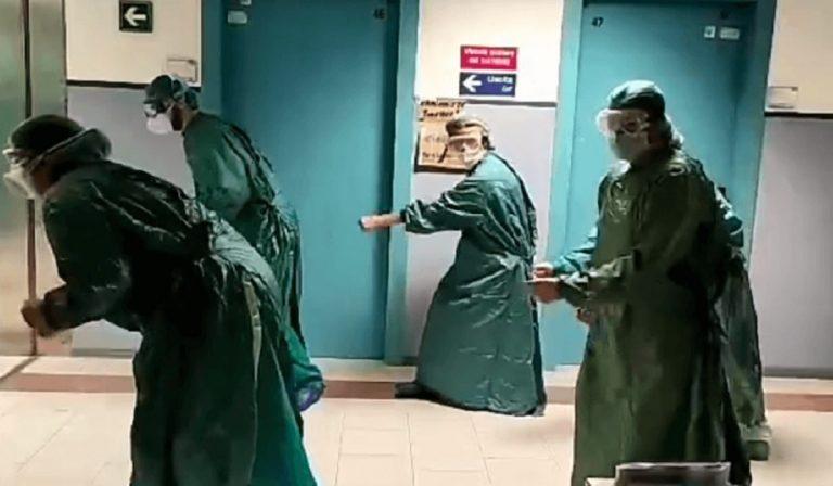 coronavirus pisa infermieri ballano