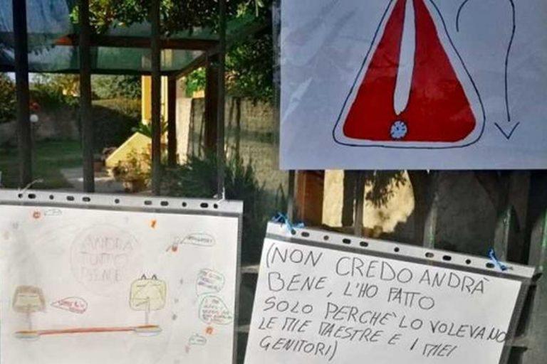 Coronavirus rettifica bambina Cagliari