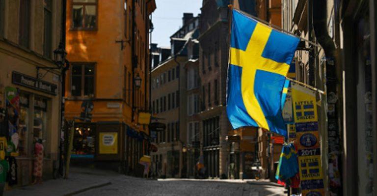 Coronavirus Svezia