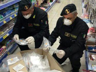 coronavirus truffa mascherine arrestato imprenditore
