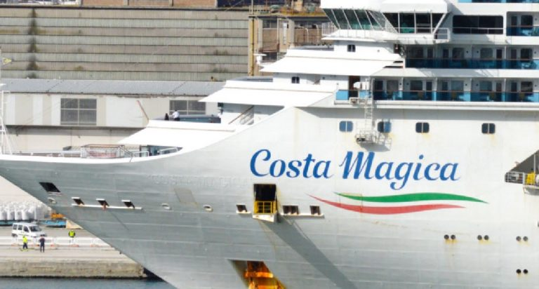 Costa magica ancona