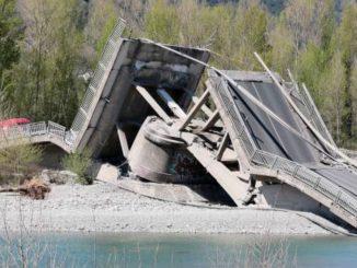 crollo ponte albiano