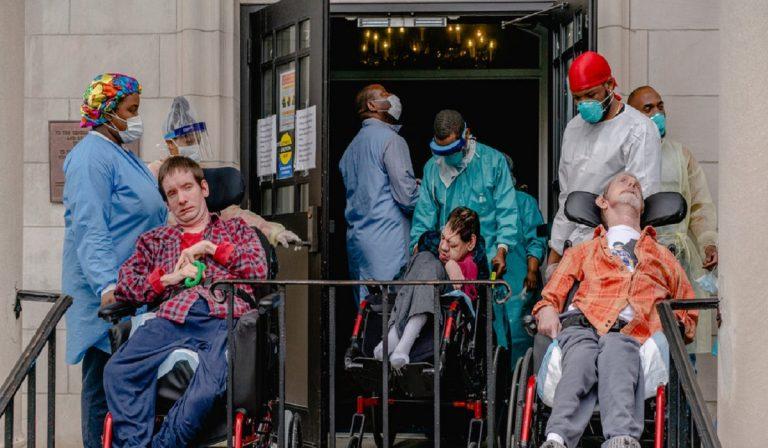 Coronavirus, negli Usa aumenta il numero di disabili morti