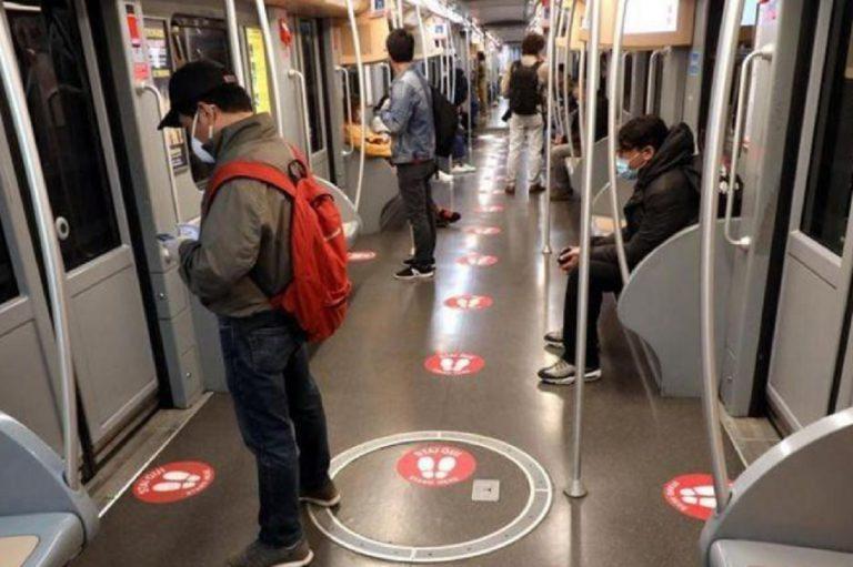 fase 2 mezzi pubblici