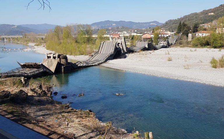 tutti i ponti crollati in Italia
