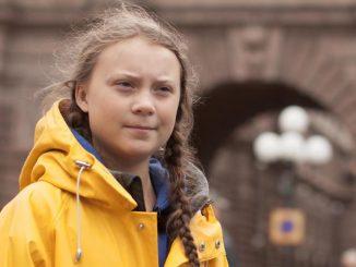 L'attivista svedese