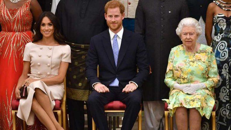 harry meghan regina