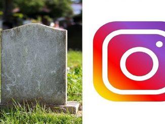 Coronavirus, Instagram introduce il riconoscimento defunti