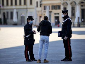 le scuse degli italiani durante i controlli per coronavirus