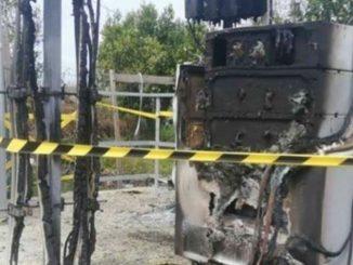 Incendio doloso a Maddaloni: paura del 5G